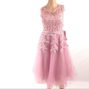 New Super Cute Wedding Prom Beaded Embroidered